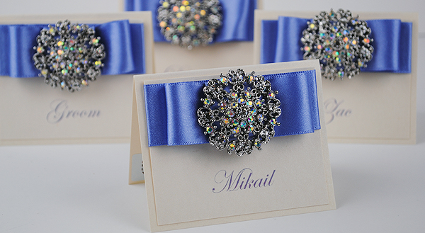 Paris Place Cards