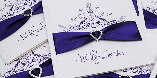 Wedding Invitations Mademoiselle Handmade Wedding Invitations