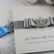 Snow Queen Wedding Invitations