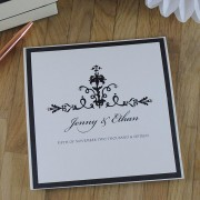 Classic Pocketfold Invitation
