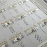 Coco Mono Table Plan