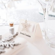 Snow Queen Place Card