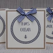 nautical table name in navy