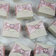 Diamonte Personalised Favour Box