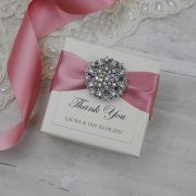 Luxury Wedding Favour Box