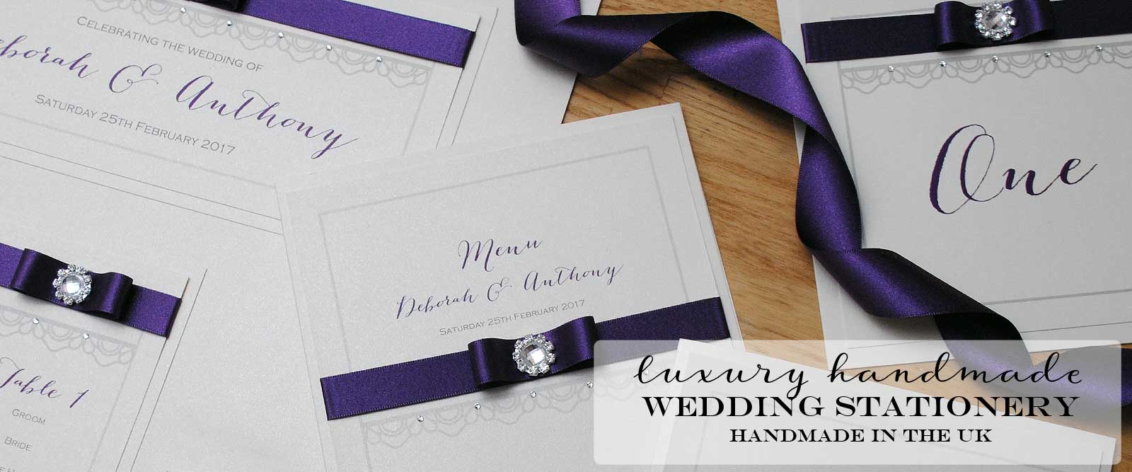 Wedding Invitations Handmade: Luxury Handmade Wedding Invitations & Wedding Stationery